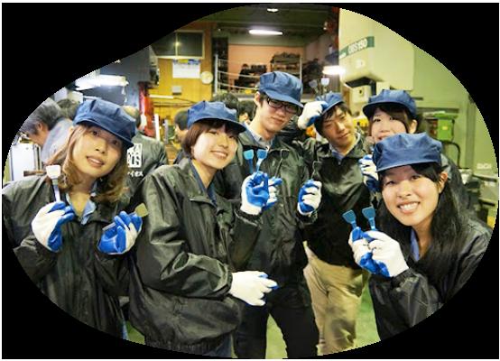工場萌えツアーは就業体験ではなく、社長体験アプレンティスシップ。
